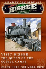 New Mexico Santa Fe City-of-Bisbee-Banner