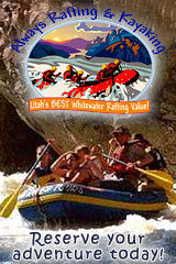 Utah Salt Lake City AlwaysRaftingandKayaking-Banner
