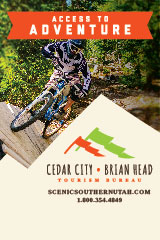 Utah Salt Lake City Cedar-City-Brian-Head-Tourism-Convention-Bureau-Banner-3