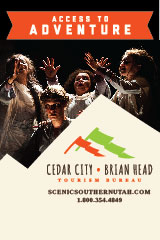 Utah Salt Lake City Cedar-City-Brian-Head-Tourism-Convention-Bureau-Banner-4