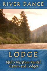 Idaho Hells Canyon National Recreation Area RiverDanceLodge-Banner