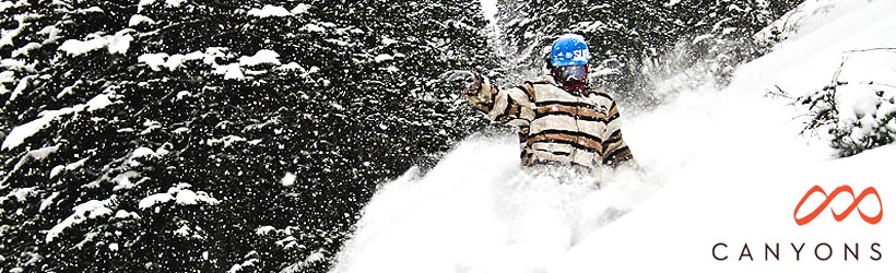 Discounted Lift Tickets at Canyons Resort
