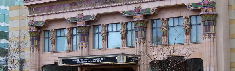 Peery's Egyptian Theatre