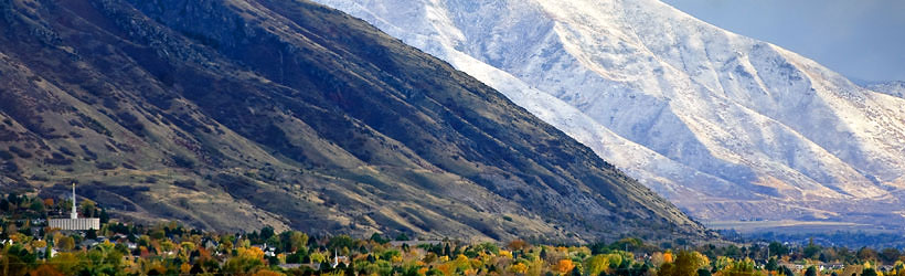 Fall Colors in Provo