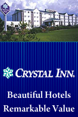 Utah Salt Lake City Crystal-Inn-Banner
