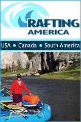 North Carolina Charlotte Rafting-America-Banner