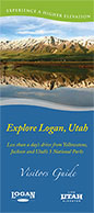 Request A FREE Logan - Cache Valley, Utah Travel Planner