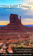 Request A FREE Blanding, Utah Travel Planner