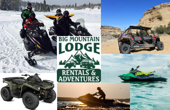 Big Mountain Lodge Rentals and Adventures