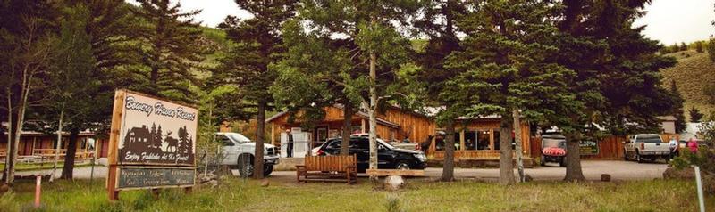 Bowery haven resort rv park for Fish lake camping