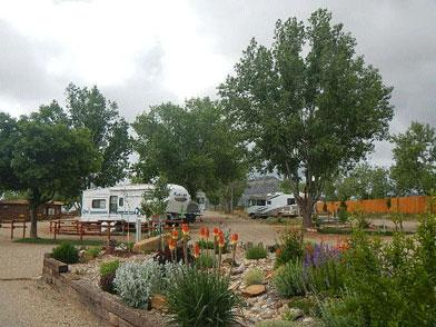 Canyons of Escalante RV Park and Cabins