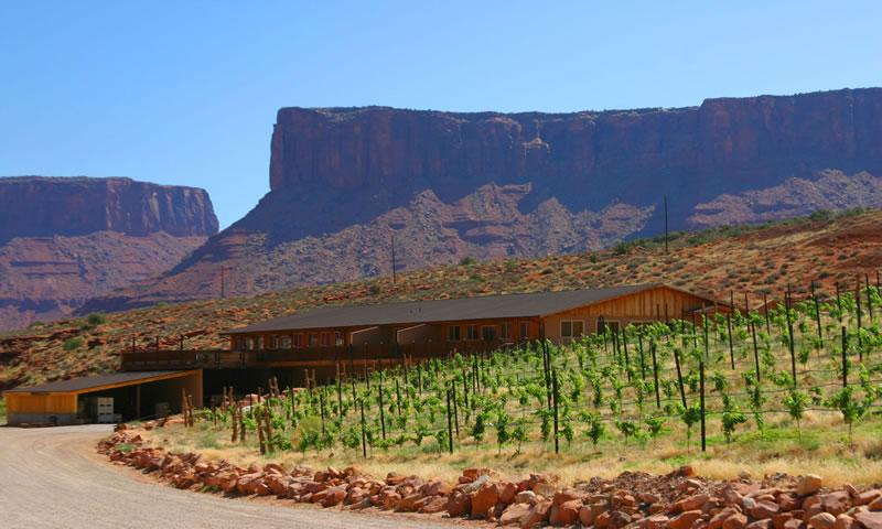 Moab Castle Creek Winery