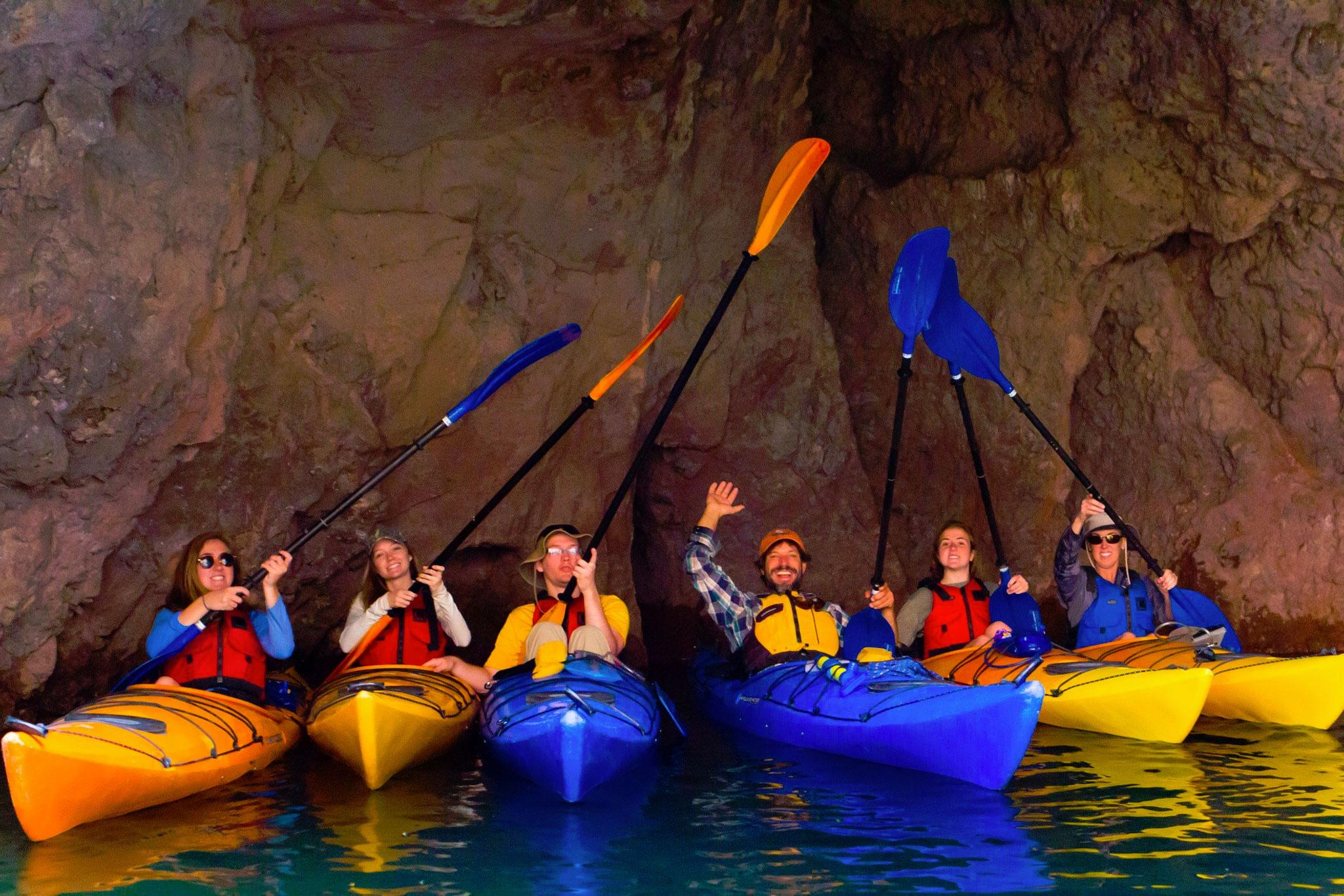 Four Season Guides - Kayaking Trips
