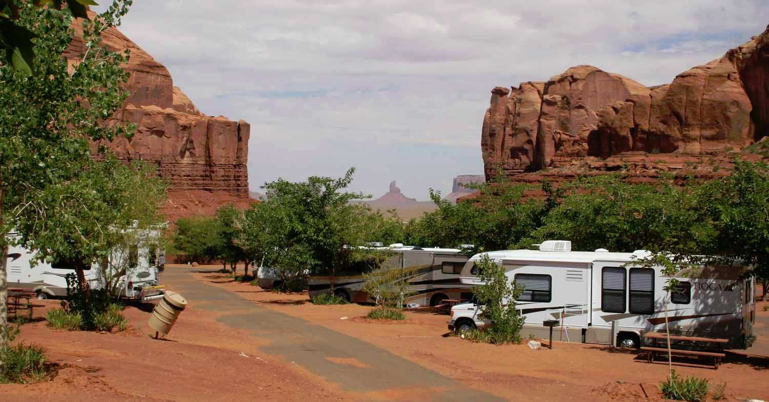 Goulding's Monument Valley Campground