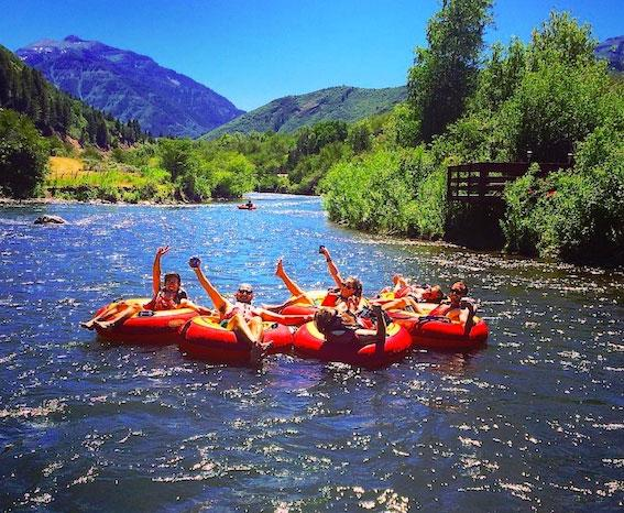 High Country Adventure - Tubing