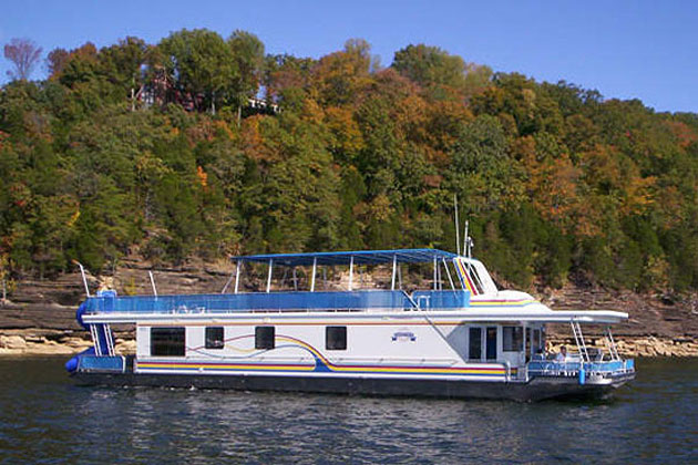 Conley Bottom Resort - Houseboat Rentals and Vacation on Lake