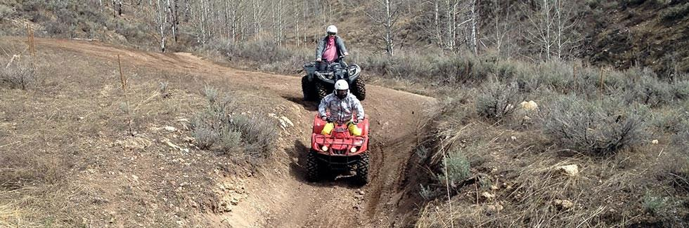 Lofty Peaks Adventures - ATV Tours