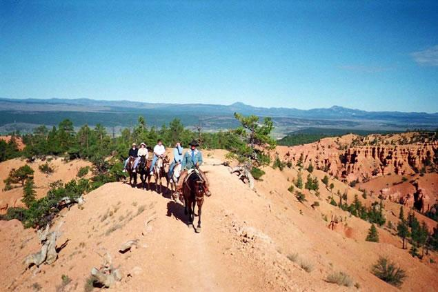 Ruby's Grand Adventure - Horseback Riding Vacation