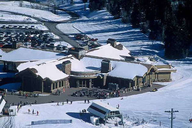 East Lodge at Snowbasin