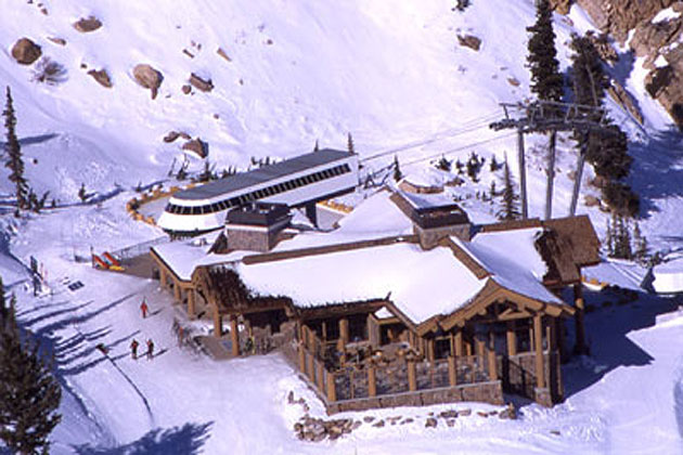 Snowbasin Ski Resort
