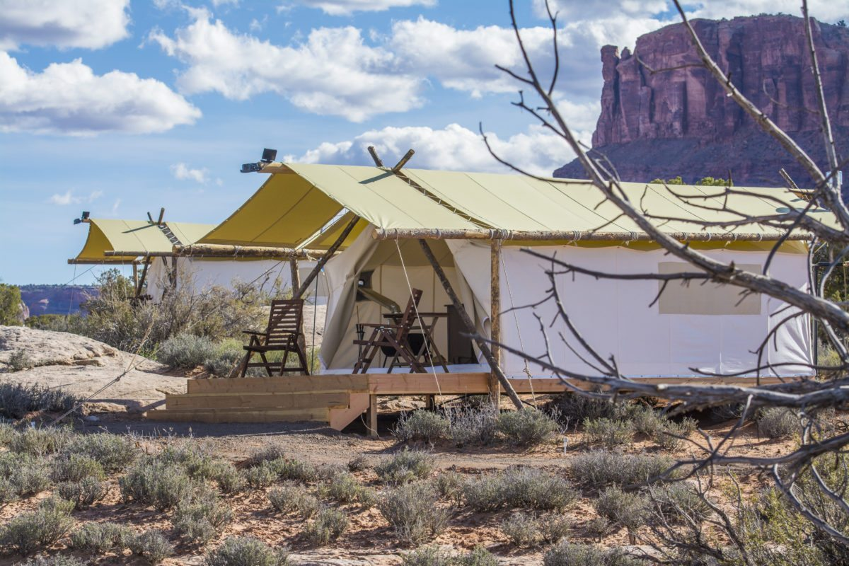 Under Canvas® Moab