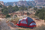Camping Arches National Park