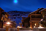 Park City Condos Night
