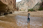Trekking the Paria River Box Canyon