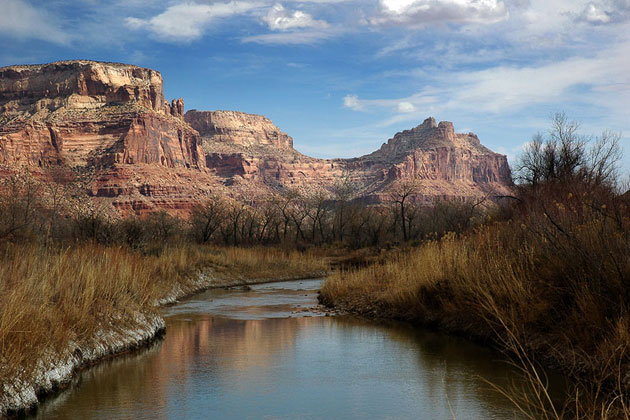 The Heart of the San Rafael Swell