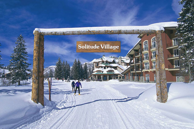 Nordic Skiing at Solitude