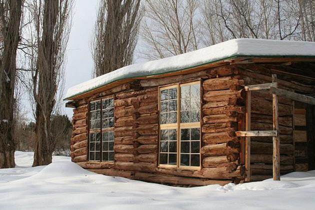 Josie's Cabin - Winter