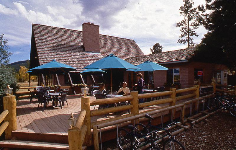Red Canyon Lodge at Flaming Gorge