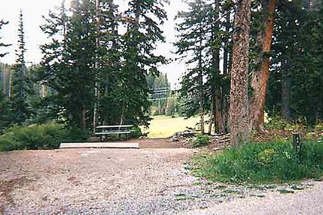 Cedar Breaks Campground