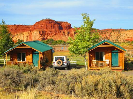 Cowboy Homestead Cabins