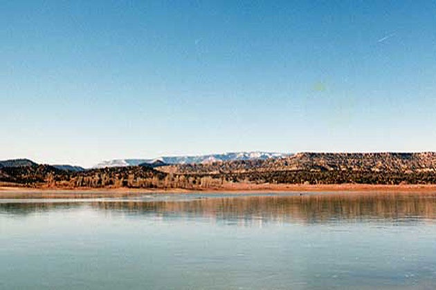 Wide Hollow Reservoir