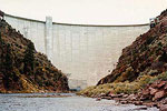 Flaming Gorge Dam