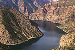 Flaming Gorge Lake