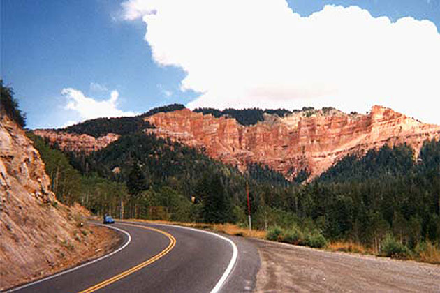 Markagunt Scenic Byway