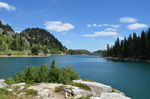 Lake Mary at Brighton, Utah