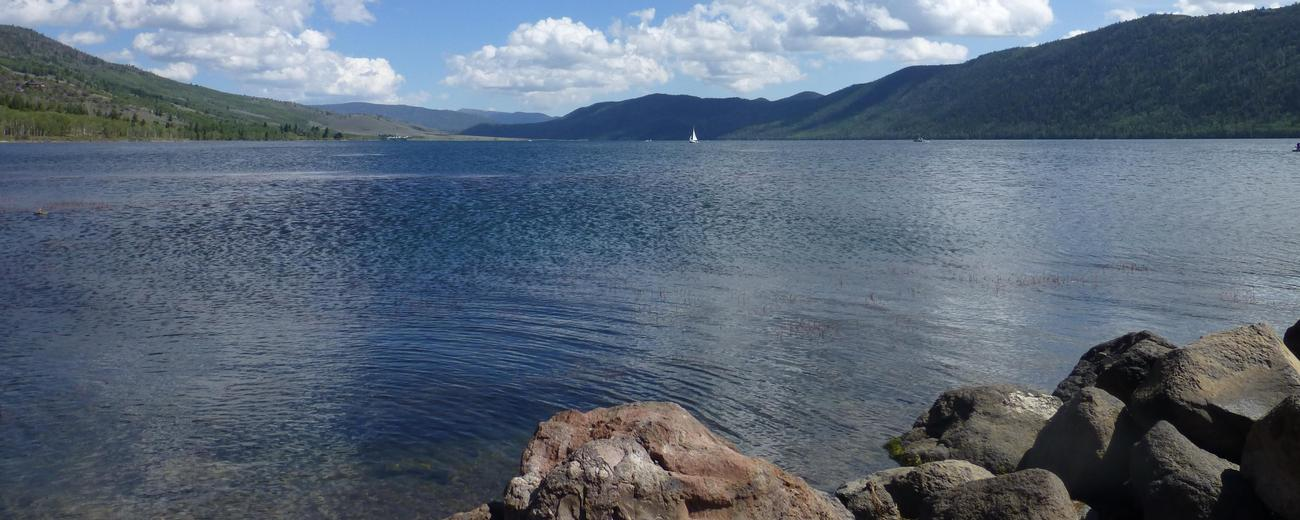 Camping, RV Parks, Campgrounds - Fish Lake, Utah