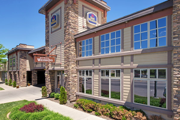 Best Western Plus Weston Inn