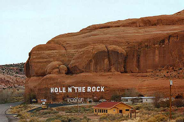 Hole 'N the Rock