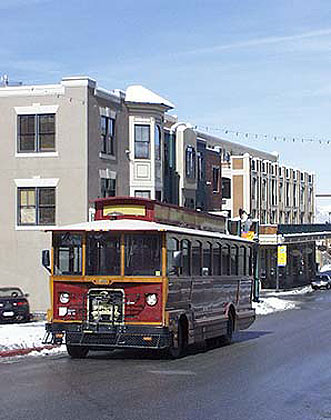Park City Trolley