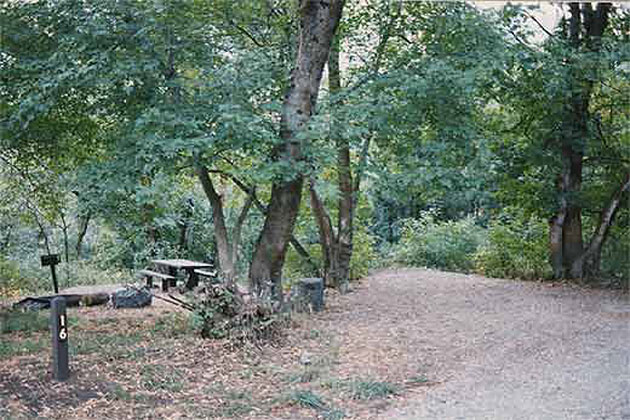 Payson Lake Campground