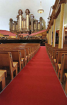 LDS Tabernacle