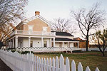Brigham Young Winter Home