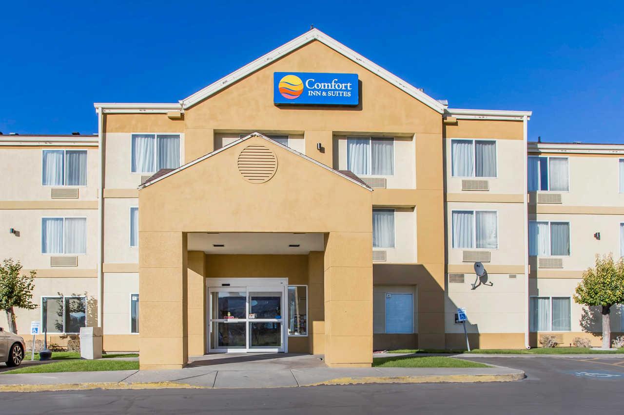 Hotels Near Weber State University Utah