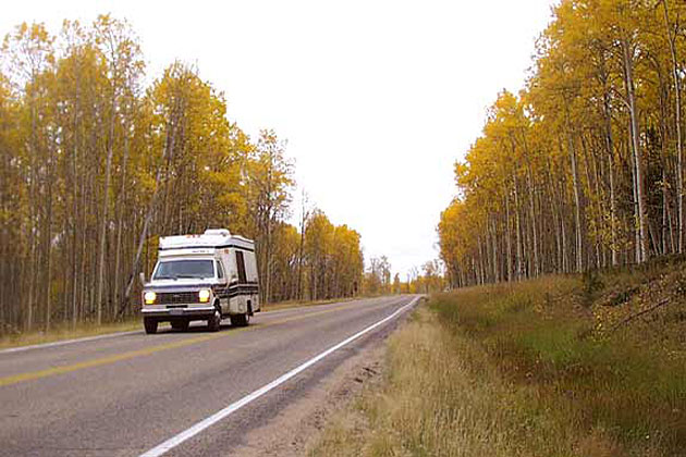 Uintas Scenic Byway