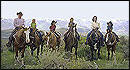 Boulder Mountain Ranch - Horseback Riding