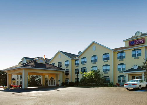 Hotels And Other Lodging In And Near Marquette